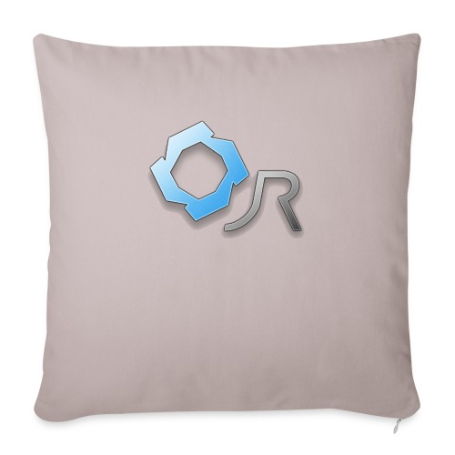 Original JR Logo - Sofa pillowcase 17,3'' x 17,3'' (45 x 45 cm)