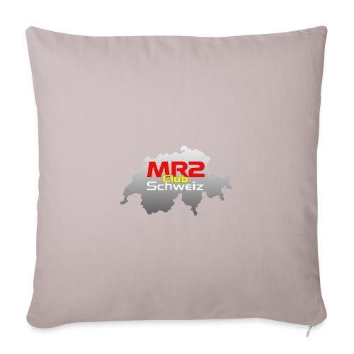 Logo MR2 Club Logo - Sofakissenbezug 44 x 44 cm
