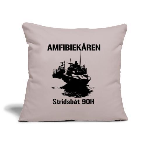 Amfibiekåren - Stridsbåt 90H - Soffkuddsöverdrag, 45 x 45 cm