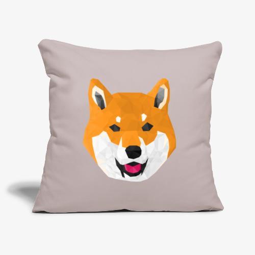 Shiba Dog - Sofa pillowcase 17,3'' x 17,3'' (45 x 45 cm)