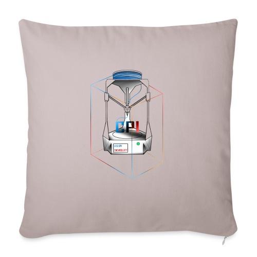 New Logo CPI - Housse de coussin décorative 45x 45cm
