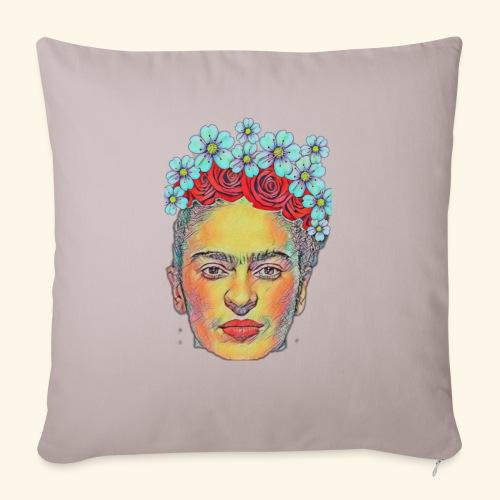 Frida - Funda de cojín, 45 x 45 cm