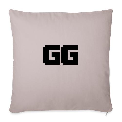 GG MERCH png - Sofa pillowcase 17,3'' x 17,3'' (45 x 45 cm)