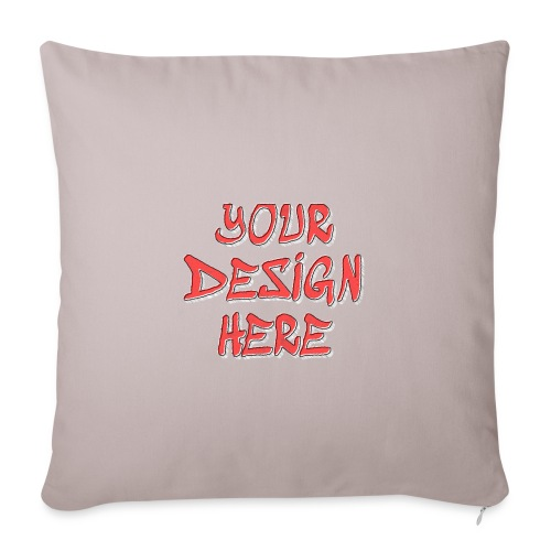 TextFX - Sofa pillowcase 17,3'' x 17,3'' (45 x 45 cm)
