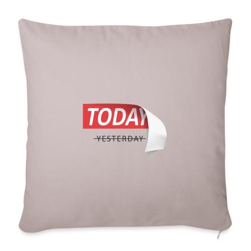Today - Copricuscino per divano, 45 x 45 cm