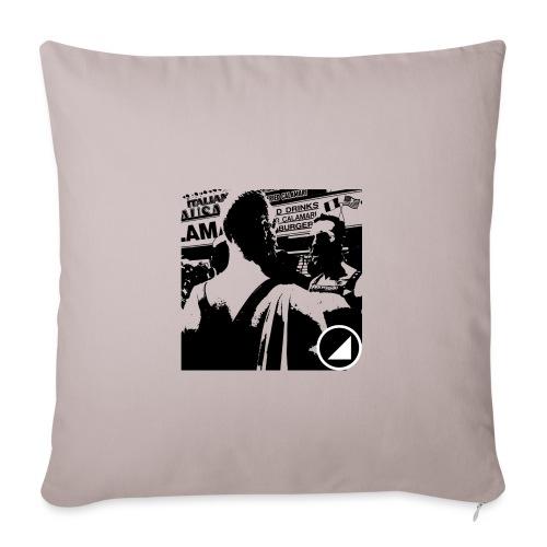 BULGEBULLFSE5 - Sofa pillowcase 17,3'' x 17,3'' (45 x 45 cm)