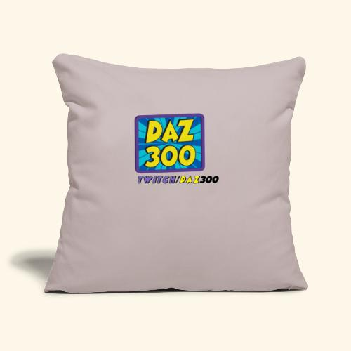 logo 2 - Sofa pillowcase 17,3'' x 17,3'' (45 x 45 cm)