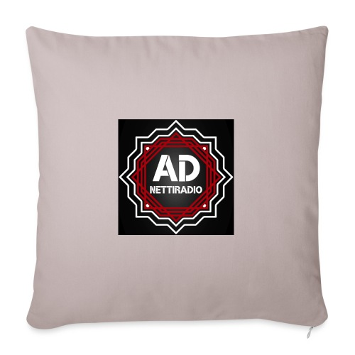 AD-Nettiradio - Sohvatyynyn päällinen 45 x 45 cm