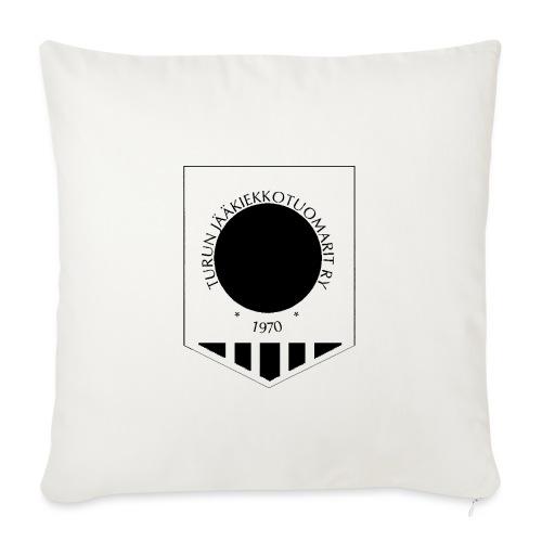 Tujen vaakunalogo - Sohvatyynyn päällinen 45 x 45 cm