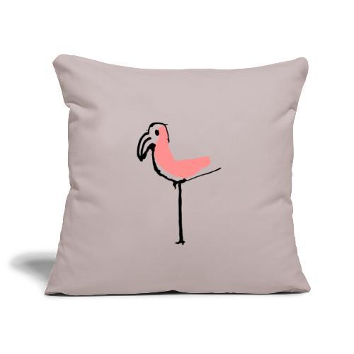 flamingo - Sofakissenbezug 44 x 44 cm