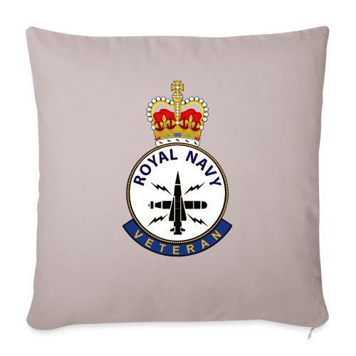 RN Vet OM - Sofa pillowcase 17,3'' x 17,3'' (45 x 45 cm)
