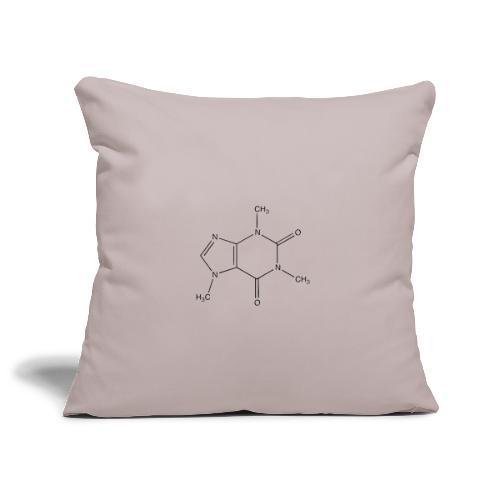 Caffein - Copricuscino per divano, 45 x 45 cm
