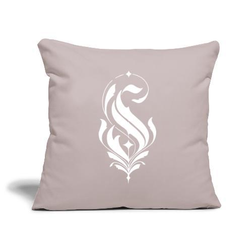 eSSe - Copricuscino per divano, 45 x 45 cm