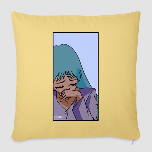 HEARTBREAK - Sofa pillowcase 17,3'' x 17,3'' (45 x 45 cm)