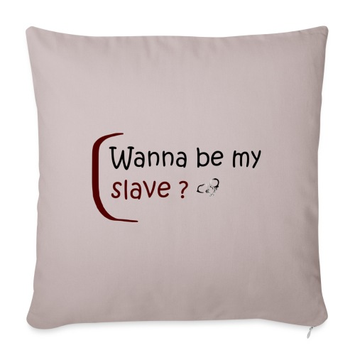 domsub-clothing.com - Sofa pillowcase 17,3'' x 17,3'' (45 x 45 cm)