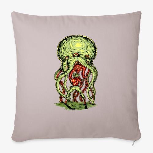 Attaque extraterrestre - Housse de coussin décorative 45x 45cm