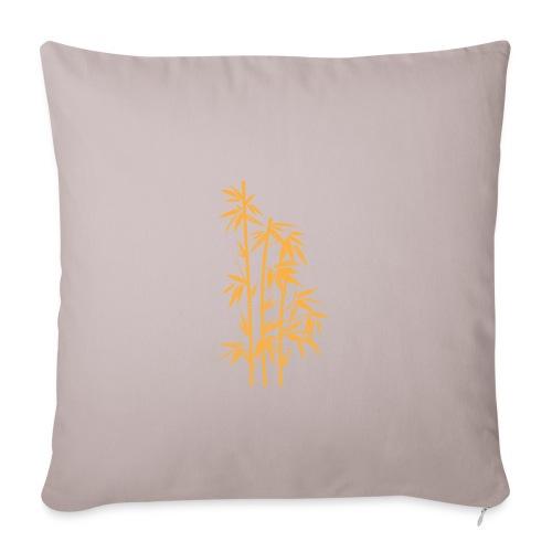 Giallo Dafne 01 - Copricuscino per divano, 45 x 45 cm