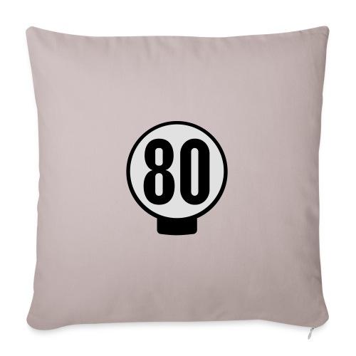 Vanha 80:n lätkä - Sohvatyynyn päällinen 45 x 45 cm