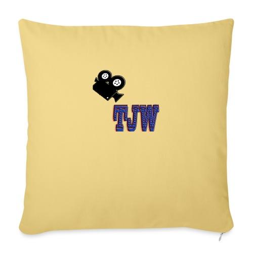 tjw - Sofa pillowcase 17,3'' x 17,3'' (45 x 45 cm)