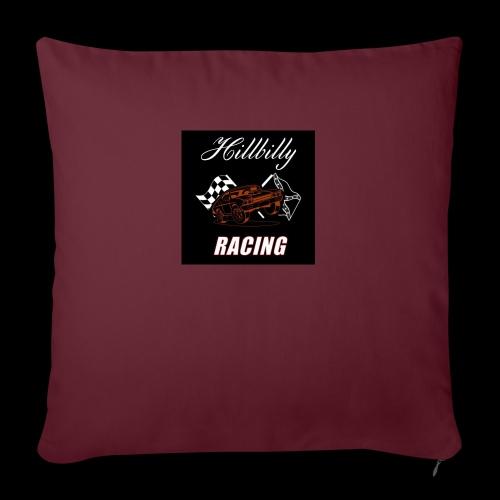 Hillbilly racing merchandise - Sierkussenhoes, 45 x 45 cm