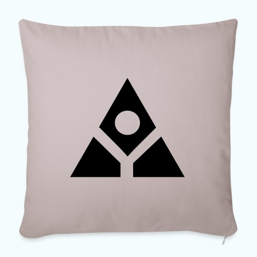 Trinity - Sofa pillowcase 17,3'' x 17,3'' (45 x 45 cm)
