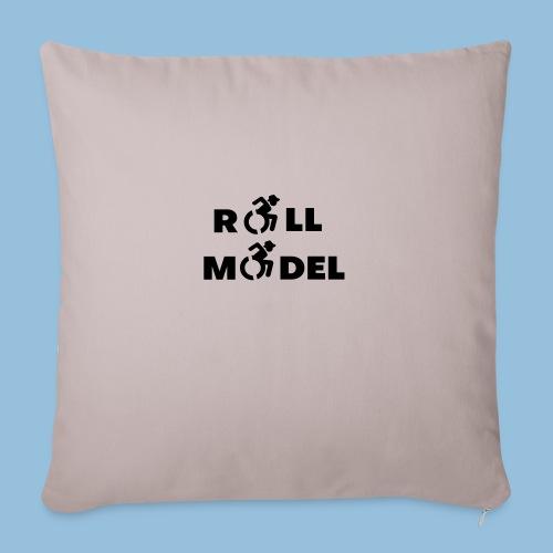 RollModel5 - Sierkussenhoes, 45 x 45 cm