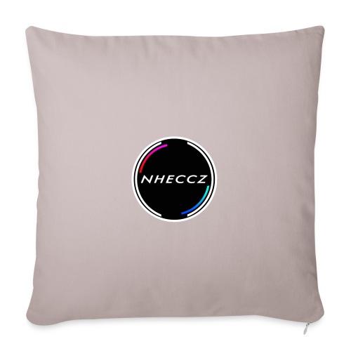 NHECCZ Logo Collection - Sofa pillowcase 17,3'' x 17,3'' (45 x 45 cm)