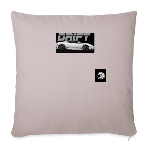 a aaaaa fghjgdfjgjgdfhsfd - Sofa pillowcase 17,3'' x 17,3'' (45 x 45 cm)