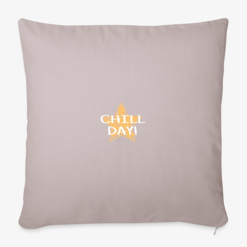 CyBear Chill Day Pillow - Sofa pillowcase 17,3'' x 17,3'' (45 x 45 cm)