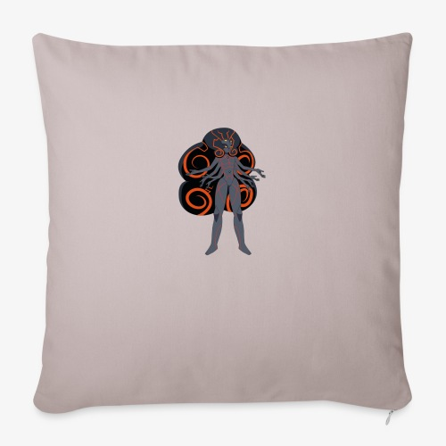 obsidian universe - Sofa pillowcase 17,3'' x 17,3'' (45 x 45 cm)