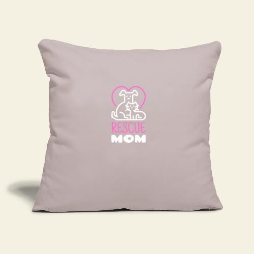 Rescue Mom - Sohvatyynyn päällinen 45 x 45 cm