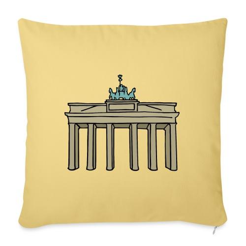 Porta di Brandeburgo a BERLINO c - Copricuscino per divano, 45 x 45 cm