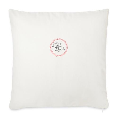 Little Clock - Copricuscino per divano, 45 x 45 cm