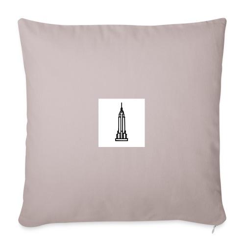 Empire State Building - Housse de coussin décorative 45x 45cm