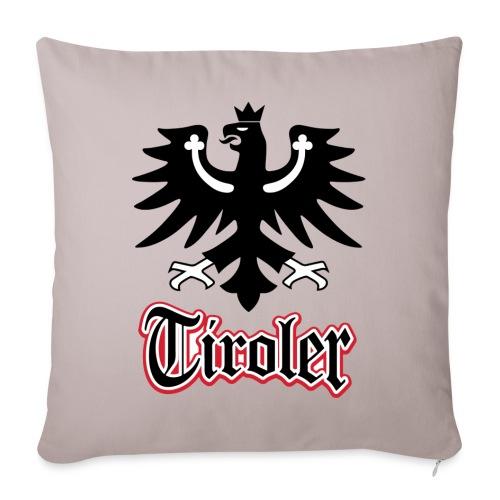 T Shirt für echte Tiroler Patrioten - Sofakissenbezug 44 x 44 cm