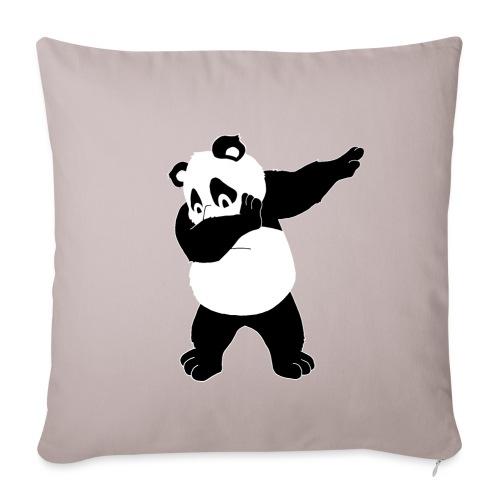 Dabbing Panda Bär - Sofakissenbezug 44 x 44 cm