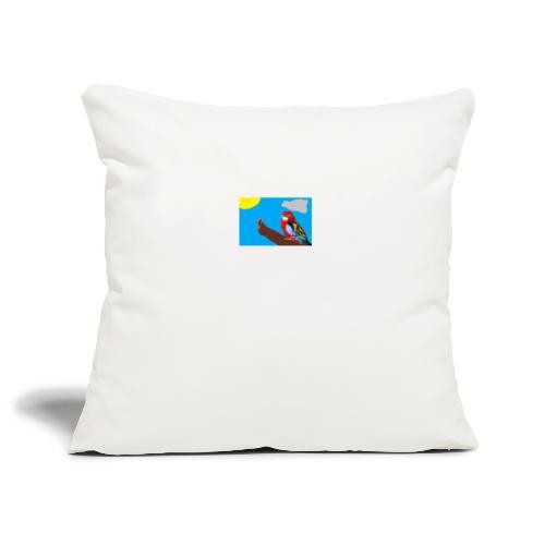 fantasimm 3 - Copricuscino per divano, 45 x 45 cm
