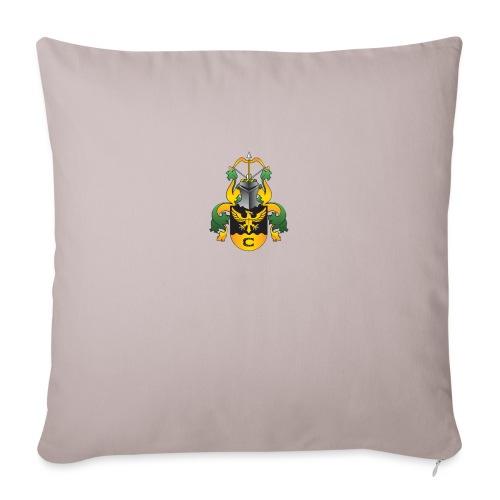 vaakuna, iso - Sohvatyynyn päällinen 45 x 45 cm