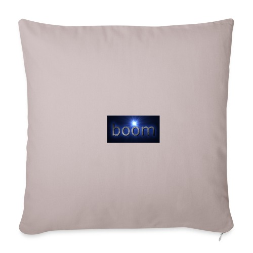 BOOOM - Poszewka na poduszkę 45 x 45 cm
