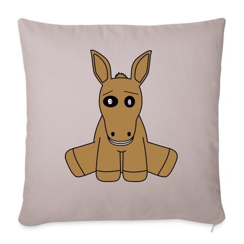 horse - Copricuscino per divano, 45 x 45 cm