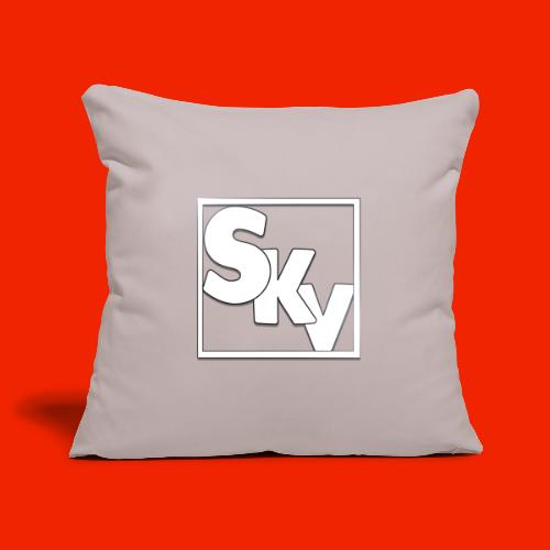 SerkanKetchupVlogs Logo (SKV Logo) - Sierkussenhoes, 45 x 45 cm