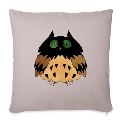 Owl - Sofa pillowcase 17,3'' x 17,3'' (45 x 45 cm)