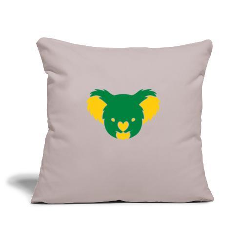 koala - Sofa pillowcase 17,3'' x 17,3'' (45 x 45 cm)