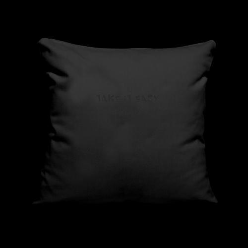 take it asy buddy - Copricuscino per divano, 45 x 45 cm