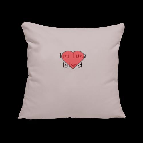 tiki tuka island - Copricuscino per divano, 45 x 45 cm