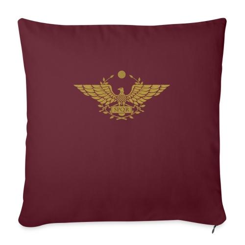 Orzeł SPQR | Eagle of SPQR - Poszewka na poduszkę 45 x 45 cm