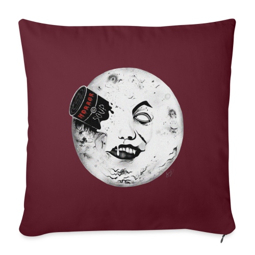 Bad Moon - Copricuscino per divano, 45 x 45 cm