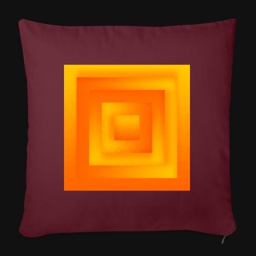 Sun Cube - Sofakissenbezug 44 x 44 cm