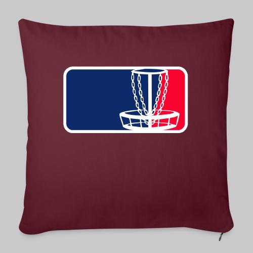 Disc golf - Sohvatyynyn päällinen 45 x 45 cm