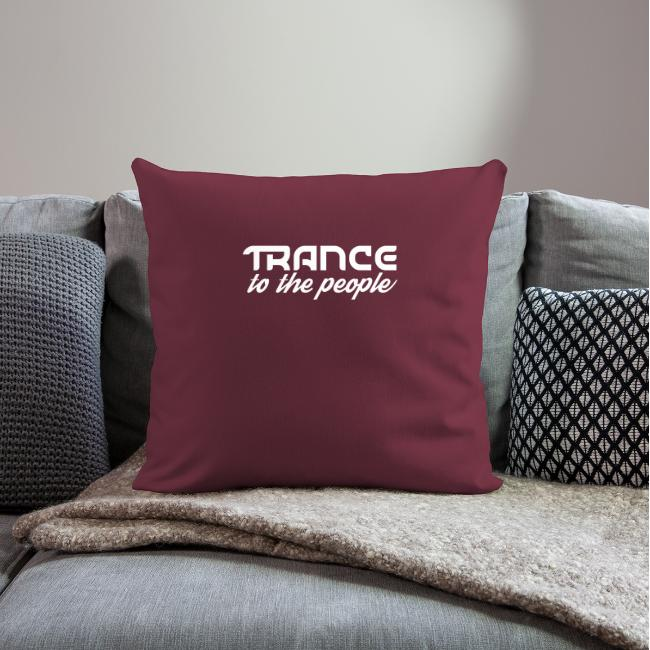 Trance to the People Hvidt Logo